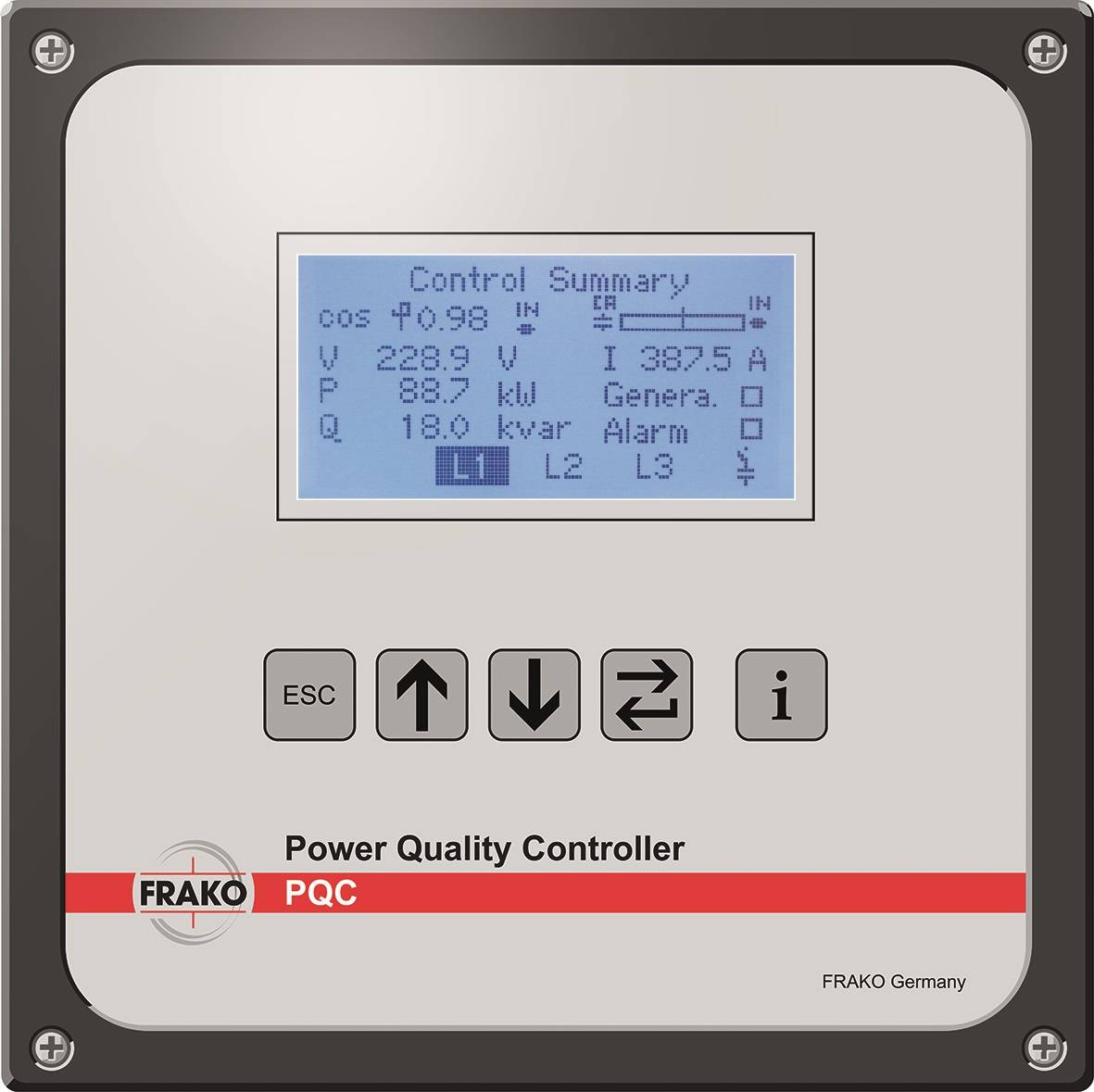 PQC-power quality controller